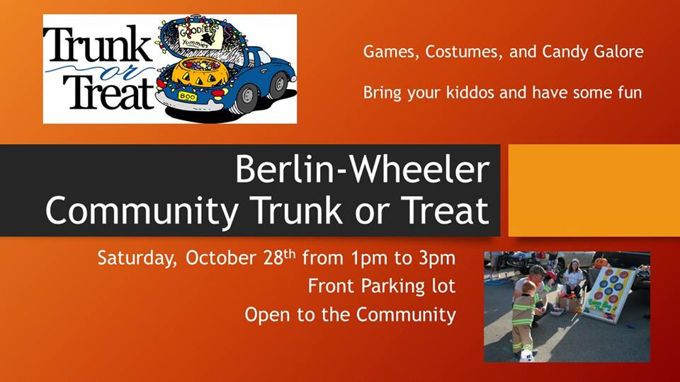Berlin Wheeler Trunk Treat