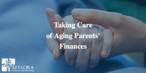 Taking Care of Aging Parents Finances