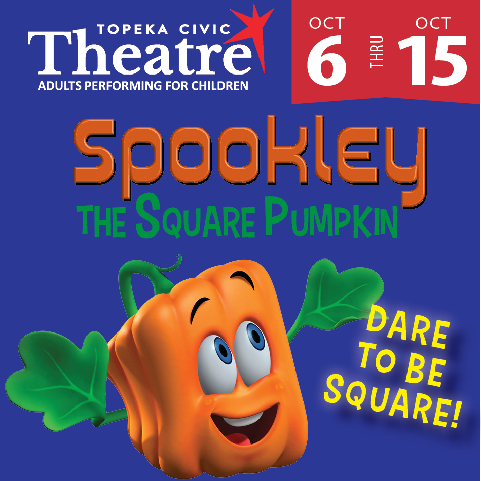 Spookely The square pumpkin