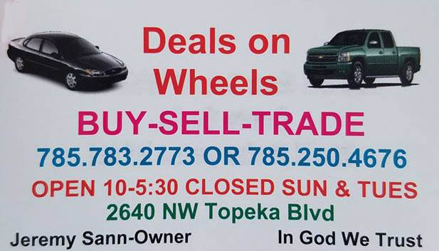 Deals on Wheels Cropped
